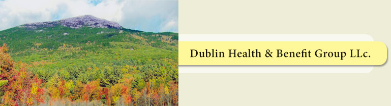 Dublin Health & Benefit Group, LLC. Logo
